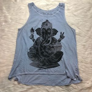 Lucky Brand Elephant Ganesh Tank